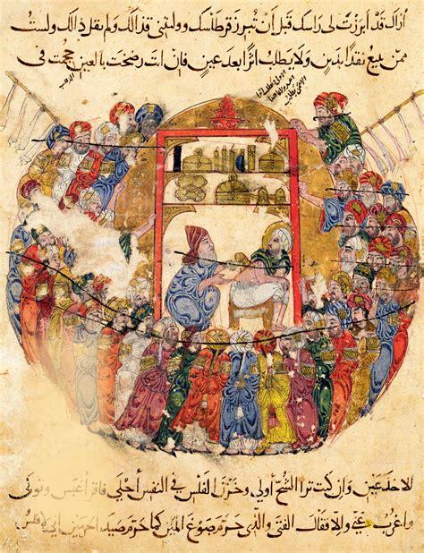 early islamic science advanced medicine