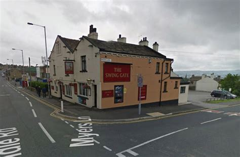swing gate pub bradford long serving pc sacked after using number plate camera to