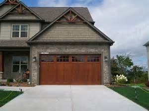 Craftsman garage and shed by brookfield garage doors lifetime door co