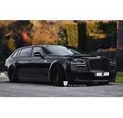 Rolls Royce Phantom Bentley Mulsanne Envisioned As