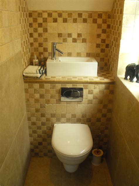 cloakroom bathroom ideas small cloakroom toilet clever space saving sink with
