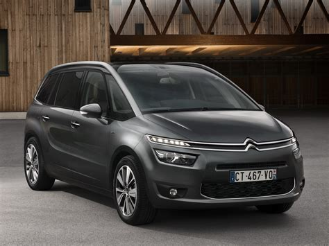 Citroen C4 Picasso by Citroen Grand C4 Picasso Specs Photos 2013 2014 2015