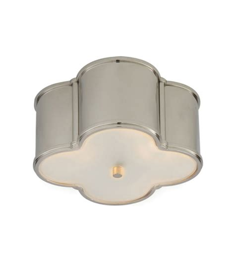 Mount Comfort In by Visual Comfort Ah 4014pn Fg Hton Traditional