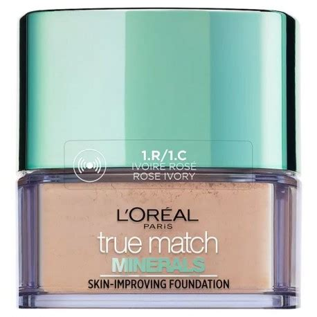 Loreal True Match Mineral loreal true match minerals skin improving foundation 1 r 1