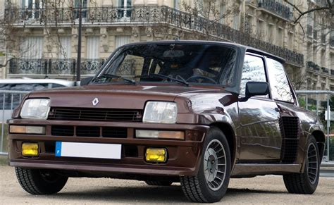 renault turbo renault 5 turbo 2 only cars and cars