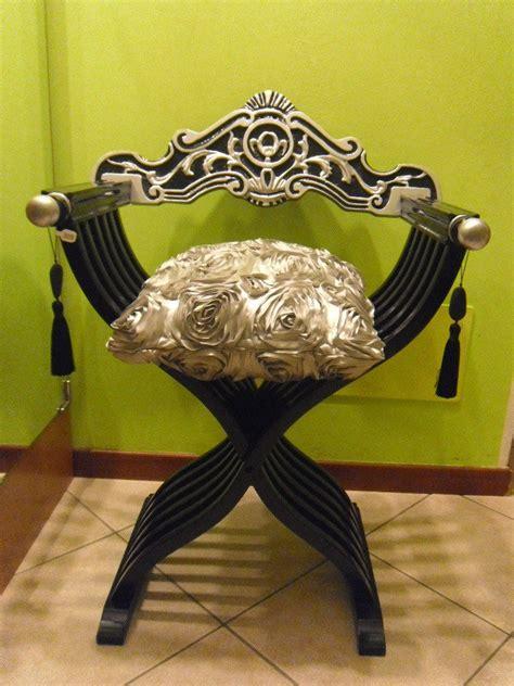 sedie savonarola sedia savonarola restaurata per la casa e per te