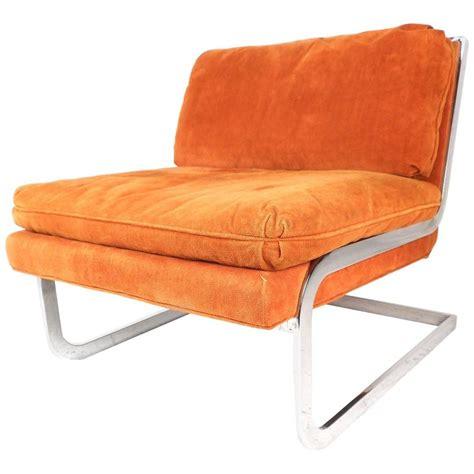 mid century modern slipper chair mid century modern cantilever slipper chair after milo