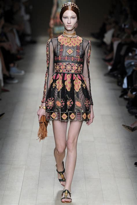 Are You Ready For Fashion Week by Valentino 2014 Ready To Wear Collection The
