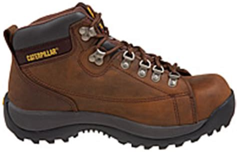 Most Comfortable Lightweight Work Boots by Caterpillar S Hydraulic Mid Cut Steel Toe Boot