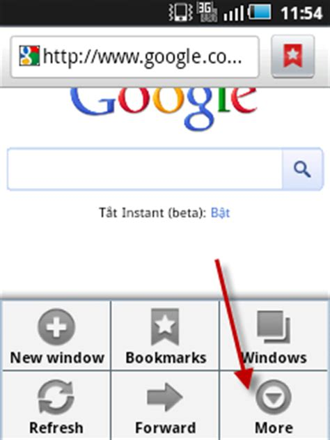 reset android web browser android browser reset to default settings