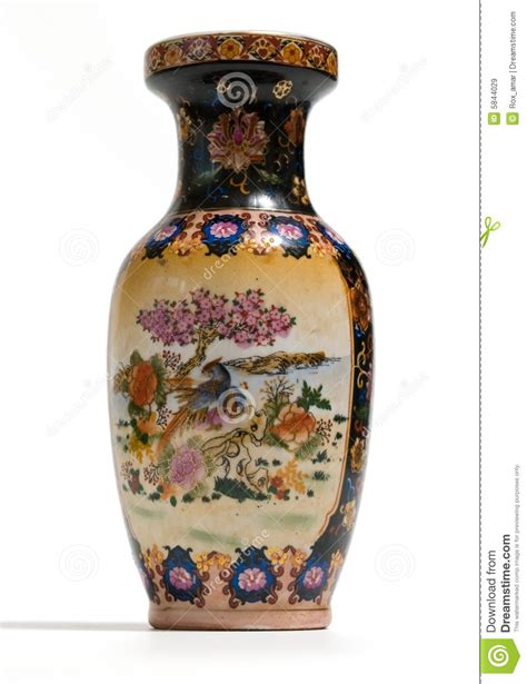 Vase Ornaments by Vase With Ornament Royalty Free Stock Images Image 5844029