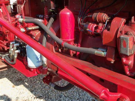 farmall   hydraulic project yesterdays tractors