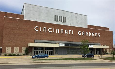 Cincinnati Gardens by Tell Us Your Favorite Cincinnati Gardens Memories Wvxu
