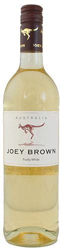 Joey Glow Brown our wines australia the society of vintners