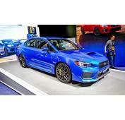 2018 Subaru Wrx Sti Twin Turbo  New Car Release Date And