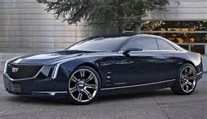 2014 Cadillac Cars 2014 Cadillac Elmiraj Concept Details Machinespider