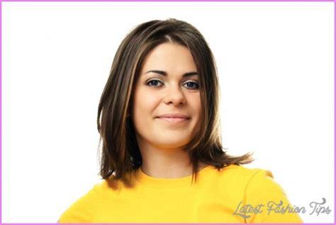 Cute Hairstyles No | medium length haircuts no bangs layers latestfashiontips