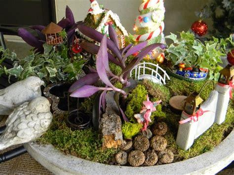 diy ideas    fairy garden architecture design
