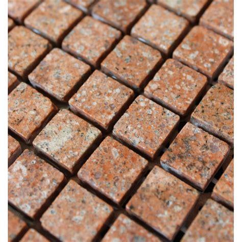 stone mosaic tile square red pattern washroom wall marble backsplash floor tiles sgshgy 15a