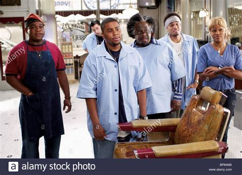 michael ealy barbershop 2 back in business 2004 kenan thompson stock photos back