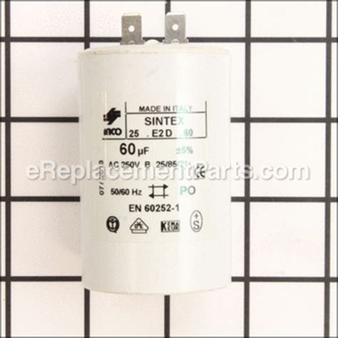 how to test karcher capacitor capacitor 6 661 196 0 for karcher lawn equipment ereplacement parts