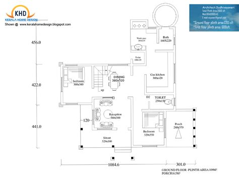 sq footage home plan and elevation 2000 sq ft home appliance