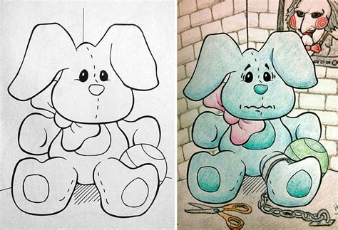 disturbing coloring book corruptions this is what happens when you let adults do coloring books