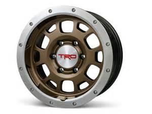 Road Truck Beadlock Wheels 2013 Toyota Tacoma Trd Wheel 16 Inch Bronze Road