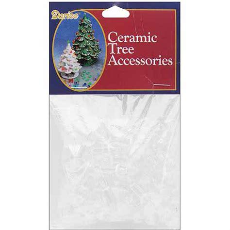 darice ceramic christmas tree bulb 625 quot 100pk walmart com
