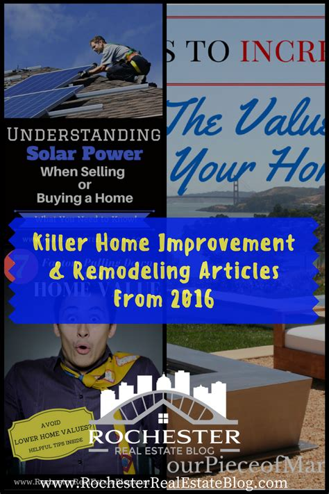 home remodeling articles the very best real estate blog articles from 2016