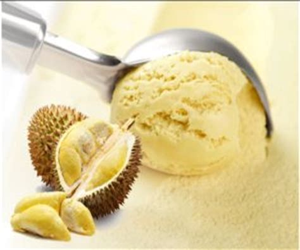 Eskrim Indoeskrim 8 Liter Es Krim Durian Indoeskrim 8 Liter
