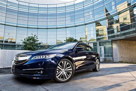 acura tlx news  advance package youtube