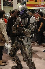 halo reach halloween costumes
