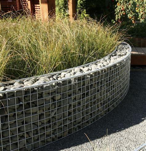 gabion design ideas gardendrum