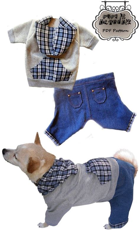 pattern for dog jersey diy dog clothes patterns www pixshark com images