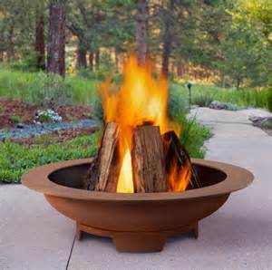 portable wood burning pit 36 quot atlas wood burning pit