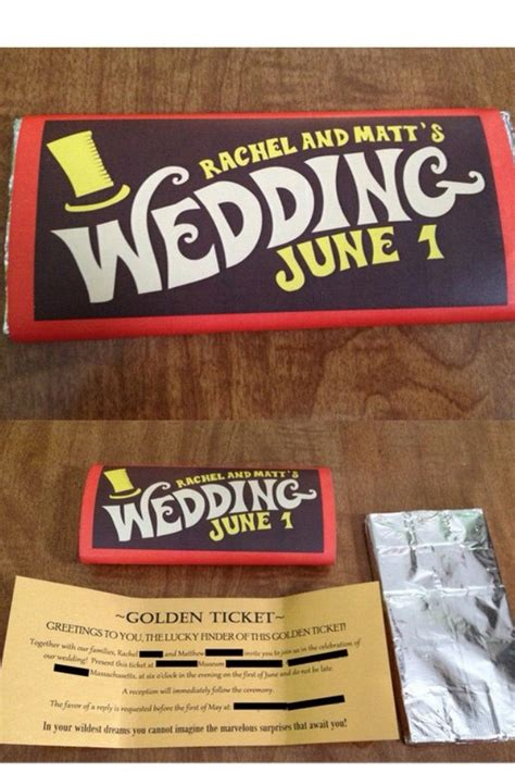 chocolate bar wedding invitations adorable chocolate bar wedding invitations in the style of and the chocolate factory