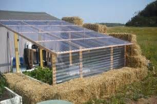 Garden Shed Blueprints build your own greenhouse out of straw bale