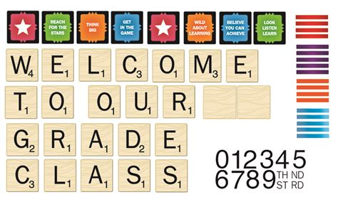 scrabble abbreviations scrabble welcome to our class mini school bulletin boards