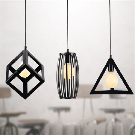aliexpress com buy vintage retro pendant lights led l