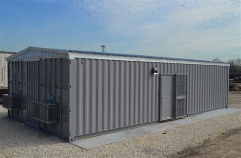 Shipping container office   Build A Box Homes
