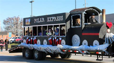 polar express float ideas city press pages in the news in chillicothe missouri