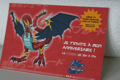 dafont yugioh invitations d anniversaire th 232 me beyblades et yu gi oh