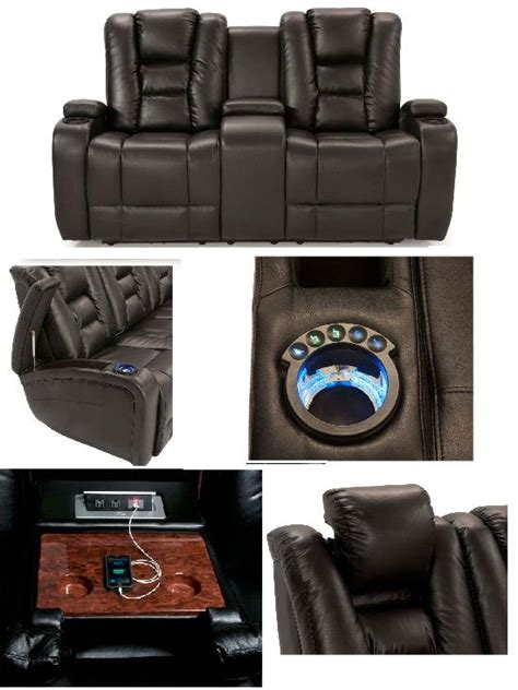 recliner with storage and usb the world s catalog of ideas