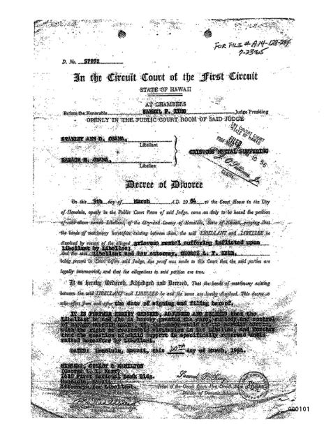 King County Superior Court Divorce Records Divorce Papers Divorce Papers For Washington State