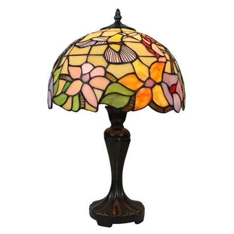 amora lighting tiffany l amora lighting 19 in tiffany style hummingbird design