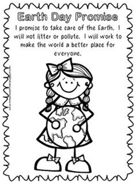 earth day coloring pages for kindergarten free this is a simple seed observation journal students