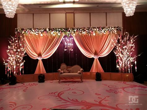 design decoration sangeet decor indoor