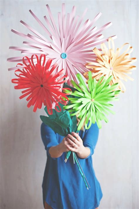 Kleine Papierblumen Basteln 4298 by Papierblumen Basteln Mit Kindern Sch 246 Ne Ideen Und