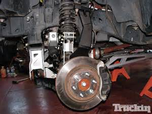 Ford Suspension Dressed For Success 2011 Ford F 150 Front Suspension Photo 24